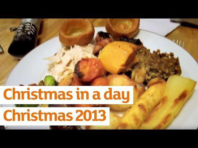 CHRISTMAS IN A DAY