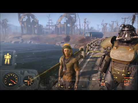 Fallout 4 - Eagle Hill