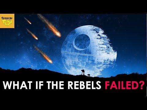 What if the Rebels FAILED to Destroy the Death Star?