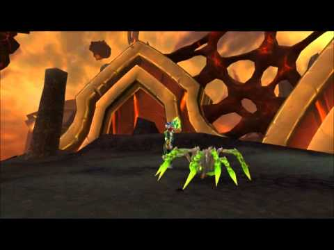 Spiders and Firelands, Wow Ptr 4.2