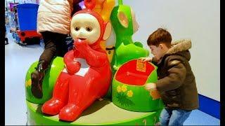 Teletubbies Token Rides Fun For Kids
