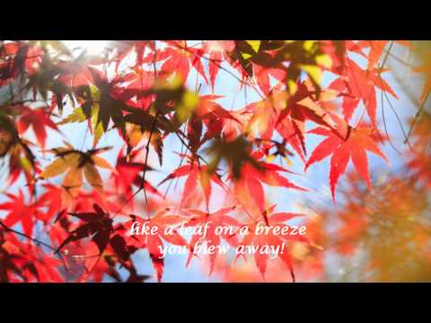 Forever Autumn ~ Justin Hayward (lyrics, HD, HQ)