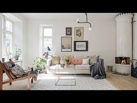 | Scandinavian Design - Tour Family Apartment, Stockholm 🍍