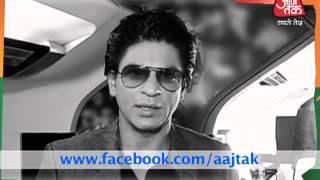 Shahrukh Khan with Chennai Express, coming soon on 'Mudda Express', Aajtak- Trailer-5