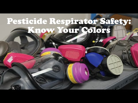 pesticide-respirator-safety:-know-your-colors