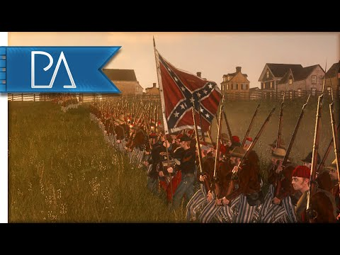 GETTYSBURG: CULP'S HILL - North & South: American Civil War Mod Gameplay