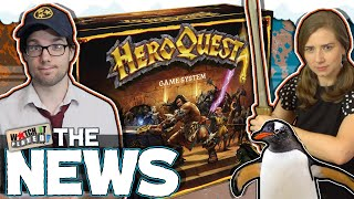 GAMING NEWS: Penguins, Dogs, Frogs and Ferrets!