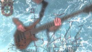 Squackett - Tall Ships [bassline - bass cover]