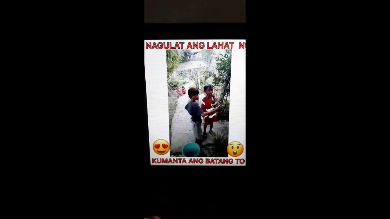 #Ang galing kumanta ng batang to taas pa ng boses