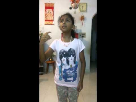 M R  Niharika _3 songs for Indian Idol Audition
