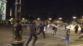 Gilets Jaunes à Paris : Manifestation sous haute tension.