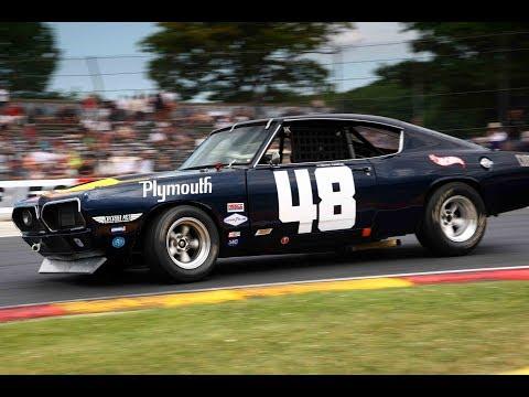 1967 Barracuda - 2016 Weathertech International @ Road America