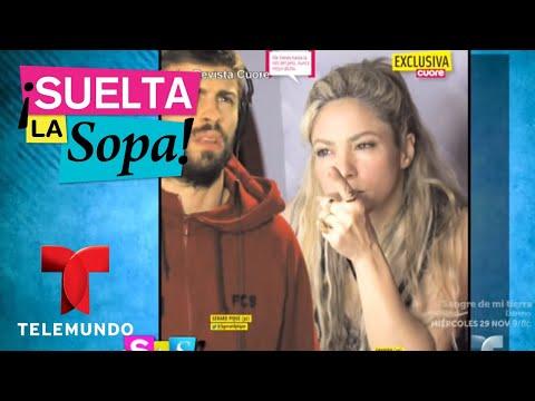 ¿Shakira se peleó con su Piquetón? | Suelta La Sopa | Entretenimiento