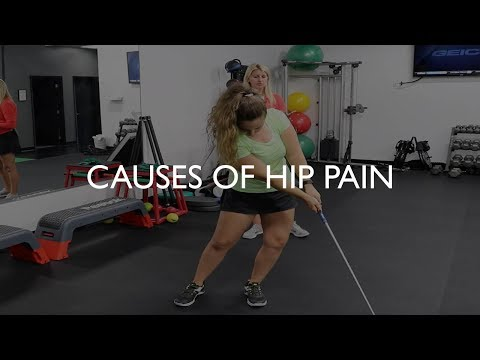 What are the Causes of Hip Pain in Golfers?