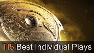 Best individual plays of The International 2015