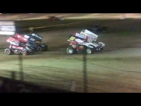 ESS Sprints Feature @ Albany-Saratoga Speedway on 6/14/19