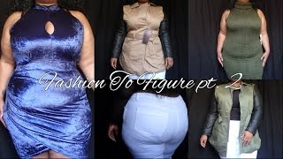 Plus Size White Jeans, Spring Jackets, Mock Neck Dresses | Mini Fashion To Figure Try-On Haul