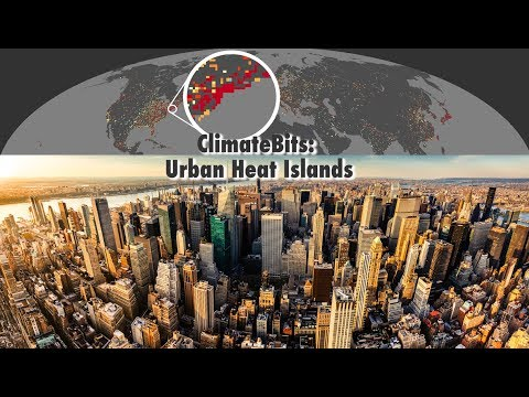 ClimateBits: Urban Heat Island