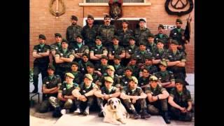 G.O.E Canción de los guerrilleros (dedicado a todos los boinas verdes)