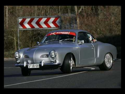 Karmann Ghia 993 RS Porsche Jochen Bader PART3 - YouTube