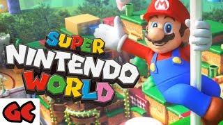 NEUE PLÄNE für SUPER NINTENDO WORLD // E3 Gerüchte #01