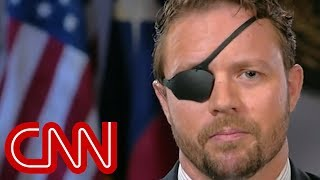 Dan Crenshaw responds to \'SNL\' Pete Davidson\'s mockery