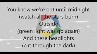 Mallory Knox - Midnight Lyrics