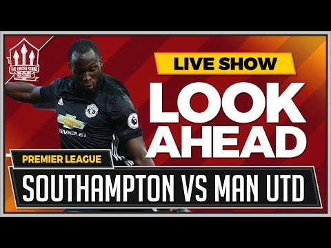 MOURINHO Reveals MARTIAL Secret! SOUTHAMPTON vs MANCHESTER UNITED LIVE Preview
