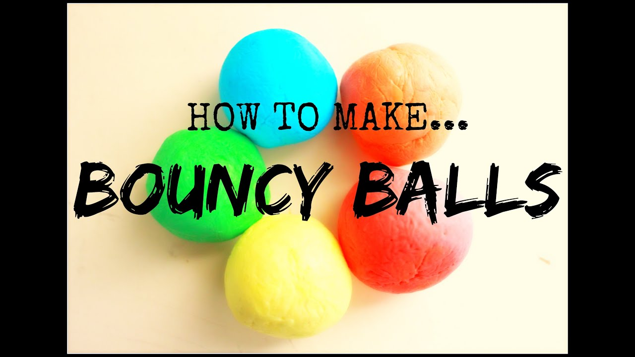 Anatomy of balls