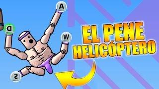 EL PENE HELICÓPTERO !! - Mount Your Friends