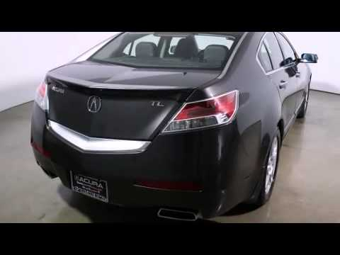 2009 acura tl 3 5 technology package youtube. Black Bedroom Furniture Sets. Home Design Ideas