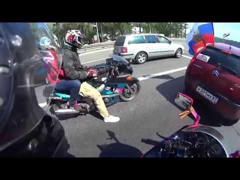 Короткометражный фильм:Сезон из жизни мотоциклиста