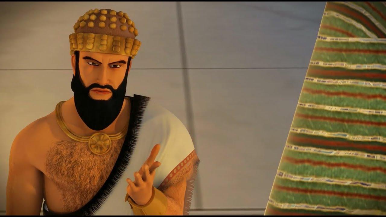 شاهد ماذا قال عزيز مصر للملك عن يوسف الصديق
