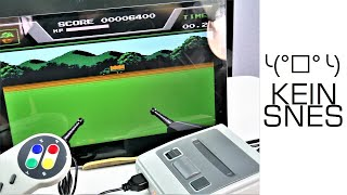 #ChinaSchrott: 18€ Konsole v๐n Wish in Super Nintendo Mini Optik mit 2 Controller - Moschuss.de