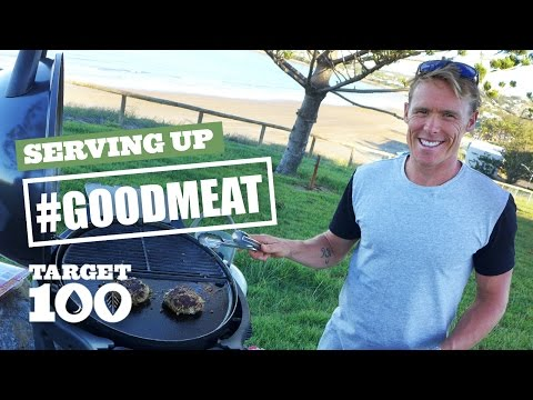 Rissoles by the Reef with Reidy from Bondi Rescue | #GoodMeat