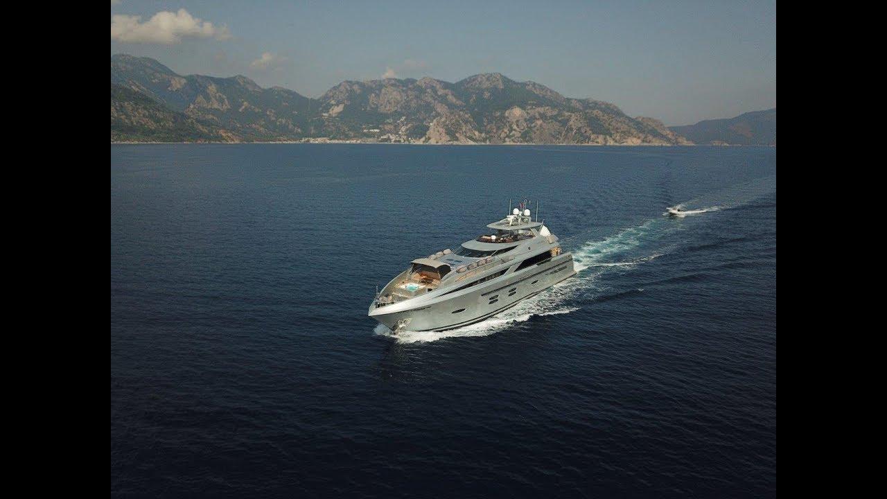 Meya Meya 35 M Motor Yacht For Sale Full Uncut Walk Through