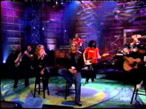 Kid Rock - Picture Feat. Sheryl Crow Live on Leno