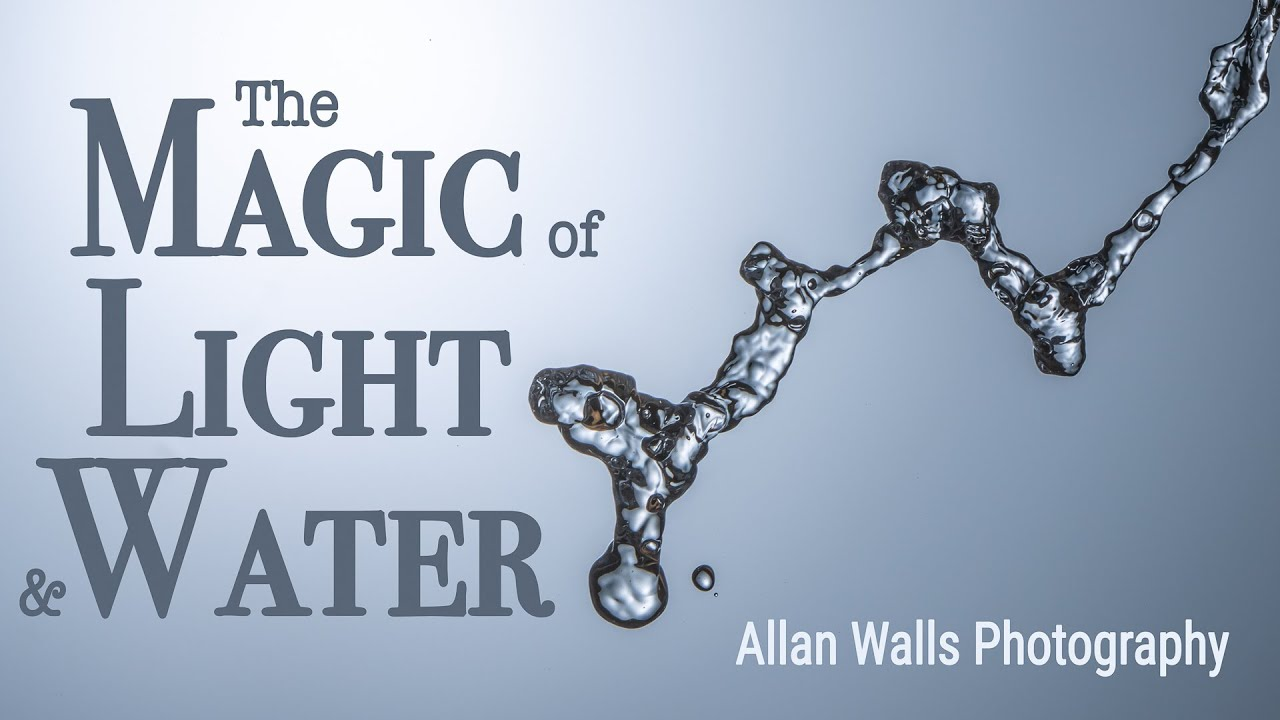 The Magic of Light and Water