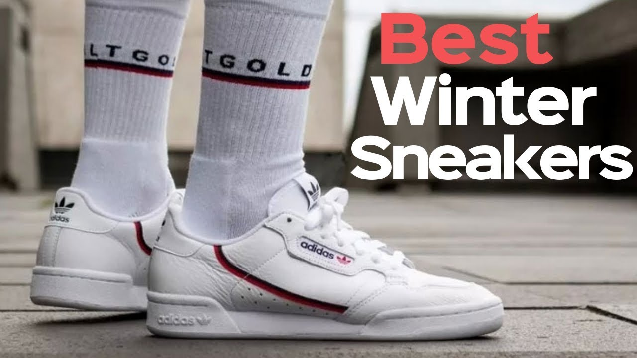 Best Mens Sneakers 2019 Top 5 Sneakers Every Guy Needs For Winter 2019   Mens Fashion 2019