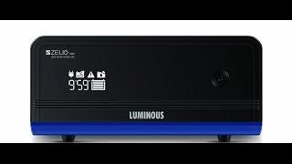 Luminous Zelio 1100 (220AH Battery)