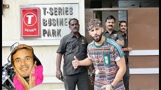 KICKED OUT OF T-SERIES OFFICE IN INDIA!! (TOLD THEM SUBSCRIBE TO PEWDIEPIE)