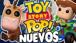 EPICOS NUEVOS Funko POP de TOY STORY