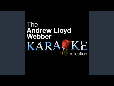 Aspects Of Love - Love Changes Everything - Karaoke Version