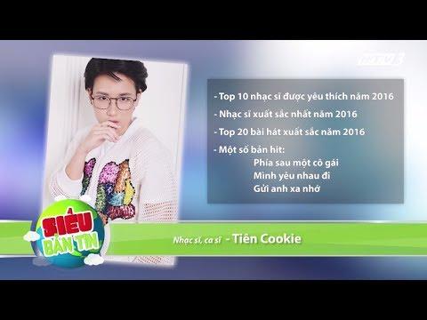Trò chuyện cùng cô Tiên Cookie | Siêu Bản Tin Số 1 | DreamsTV - 2017