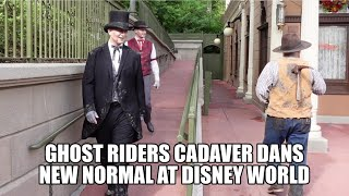 New Normal at Walt Disney World | How Magic Kingdom Has Changed | Cadaver Dans Ghost Rider