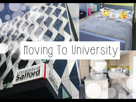 Moving To University! | Sophie