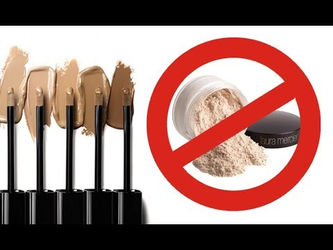 HIT! THE CONCEALER THAT DOESN'T NEED SETTING!!!!