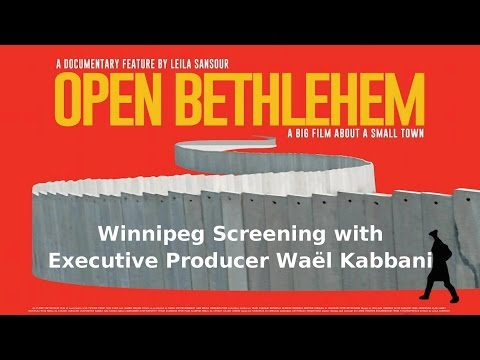Open Bethlehem - Winnipeg Screening
