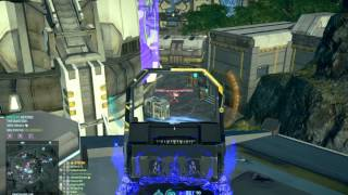 Planetside 2 : assorted HA gameplay
