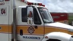 Rescue 104 Davie Fire-Rescue
